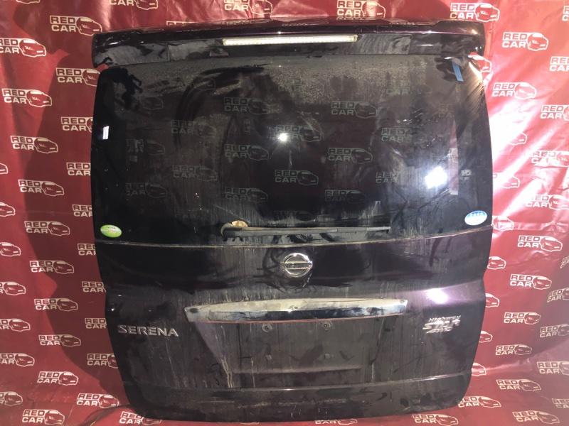Дверь 5-я Nissan Serena CNC25-001926 MR20-241736A 2006 (б/у)