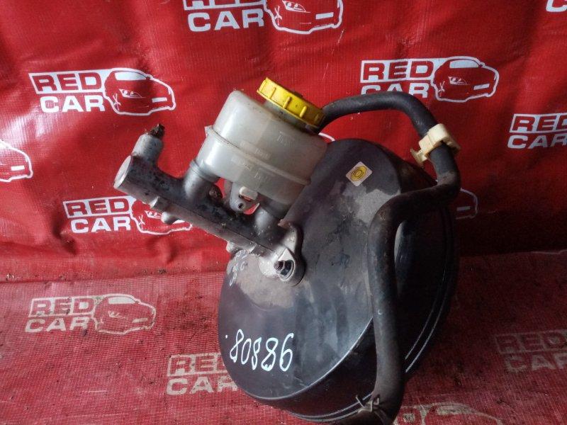 Главный тормозной цилиндр Nissan Bluebird Sylphy QG10-019847 QG18-375812 2001 (б/у)