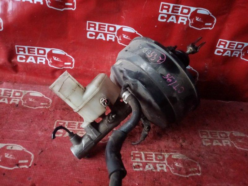 Главный тормозной цилиндр Toyota Carina CT195-5003286 2C-3136496 1995 (б/у)