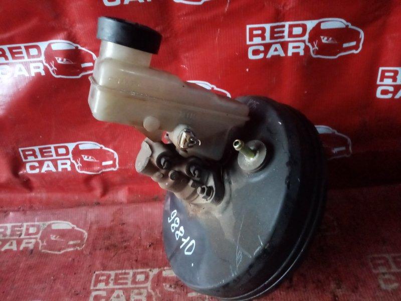 Главный тормозной цилиндр Toyota Funcargo NCP20-0061314 2NZ-1225202 2000 (б/у)
