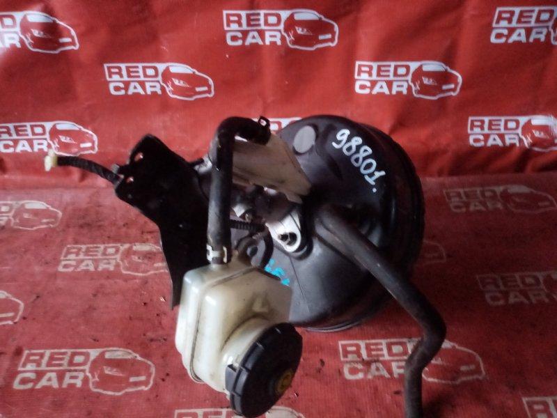Главный тормозной цилиндр Honda Fit GE6-1017381 L13A-4019945 2007 (б/у)