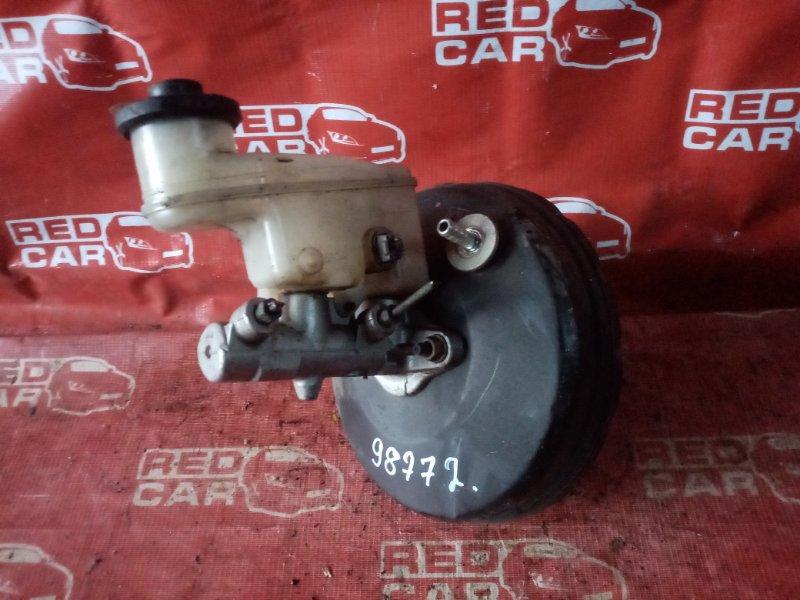 Главный тормозной цилиндр Toyota Platz SCP11-0002814 1SZ-0241702 1999 (б/у)