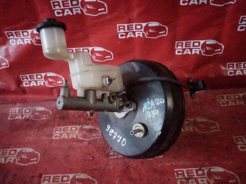 Главный тормозной цилиндр Toyota Rav4 ACA20-0031539 1AZ-4139164 2002 (б/у)