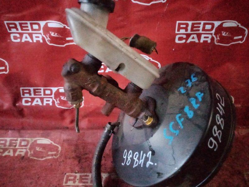 Главный тормозной цилиндр Mazda Bongo SSF8RF-500466 RF-563386 1993 (б/у)