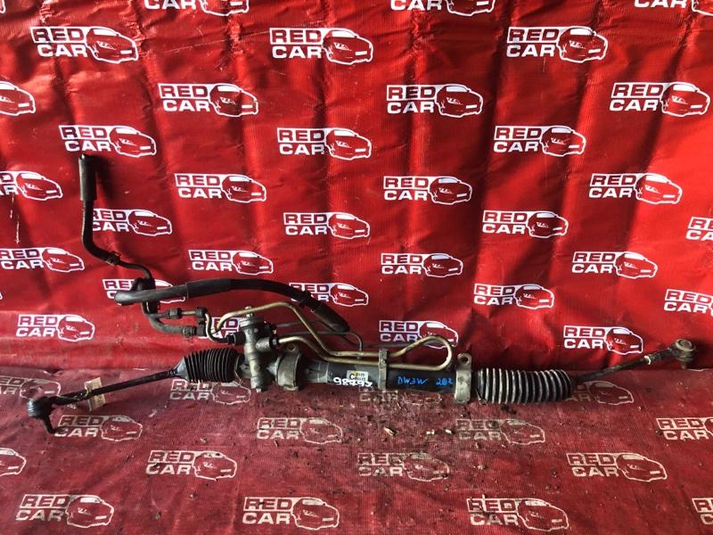 Рулевая рейка Mazda Demio DW3W-147186 B3 1997 (б/у)