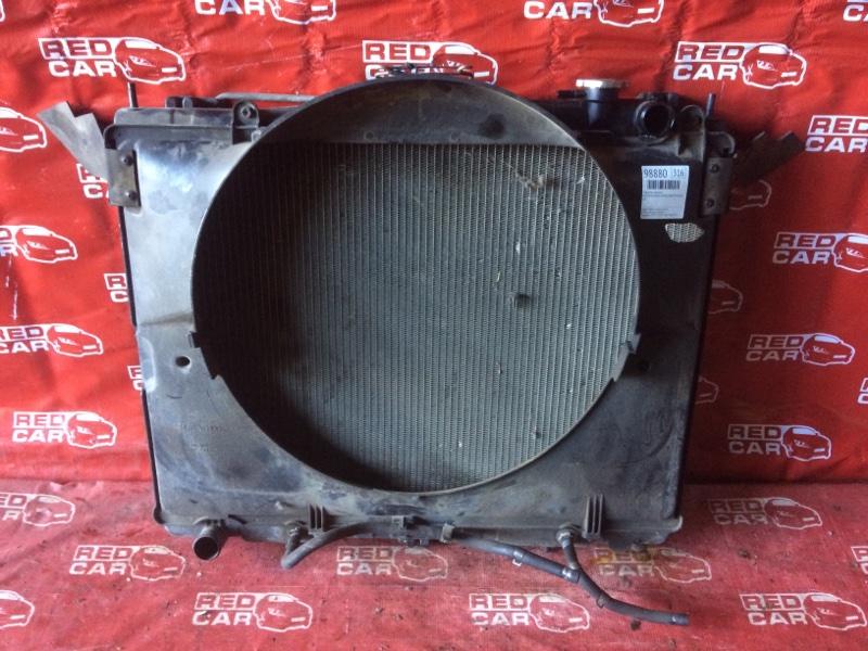 Радиатор основной Nissan Elgrand ATWE50-008758 ZD30-032753A 2000 (б/у)