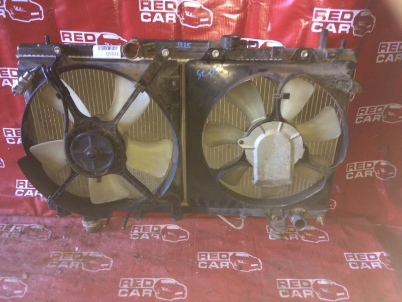 Радиатор основной Toyota Caldina ST215 3S (б/у)