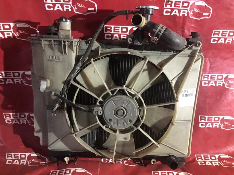 Радиатор основной Toyota Funcargo NCP25-0025405 1NZ-A194702 2001 (б/у)