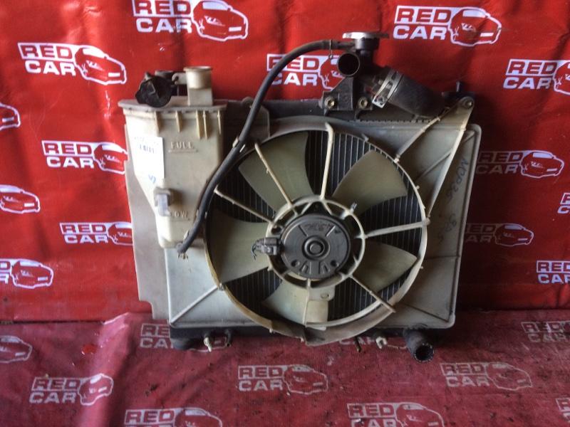 Радиатор основной Toyota Bb NCP35-0012100 1NZ-A072363 2000 (б/у)