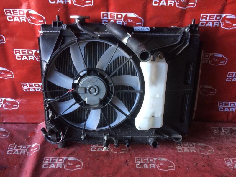 Радиатор основной Honda Fit GK3-1244304 L13B-1349753 2017 (б/у)