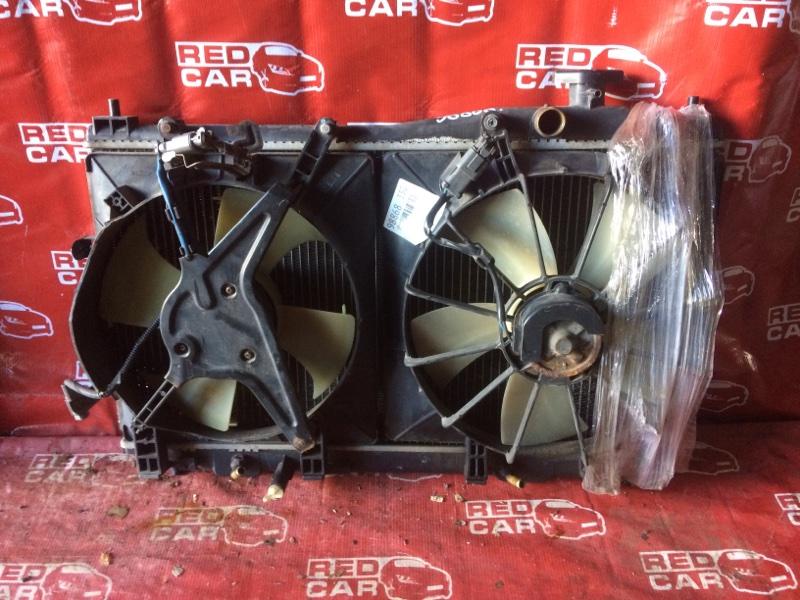 Радиатор основной Honda Civic EU1-1203583 D15B-3716252 2002 (б/у)