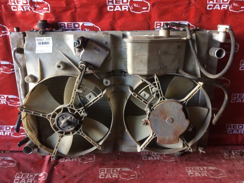 Радиатор основной Toyota Alphard MNH15-0024861 1MZ-1682325 2004 (б/у)