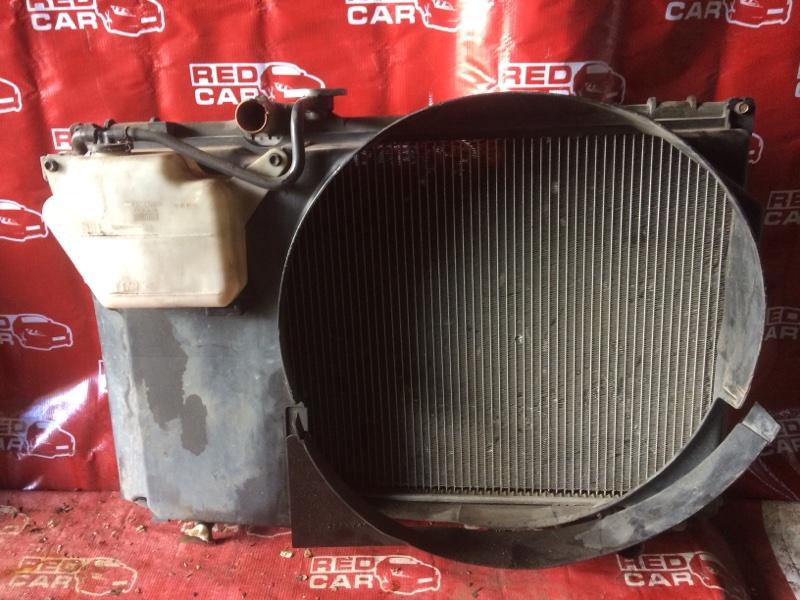 Радиатор основной Toyota Crown JZS151-0022038 1JZ-0664158 1996 (б/у)