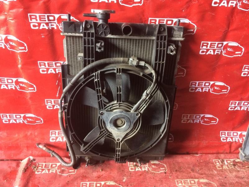Радиатор основной Nissan Cube ANZ10 CGA3 (б/у)
