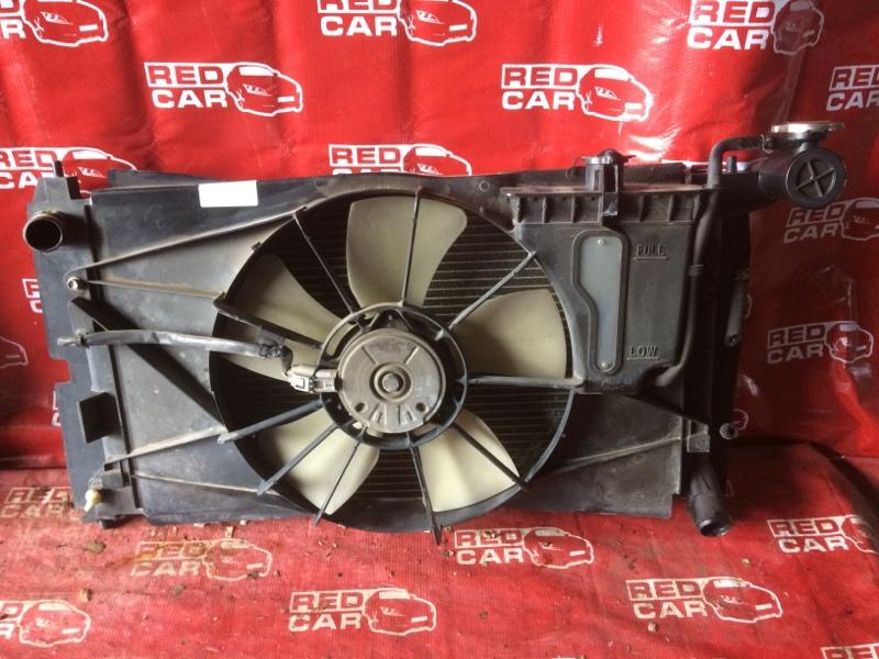 Радиатор основной Toyota Corolla Runx NZE124-5002724 1NZ-A336692 2001 (б/у)