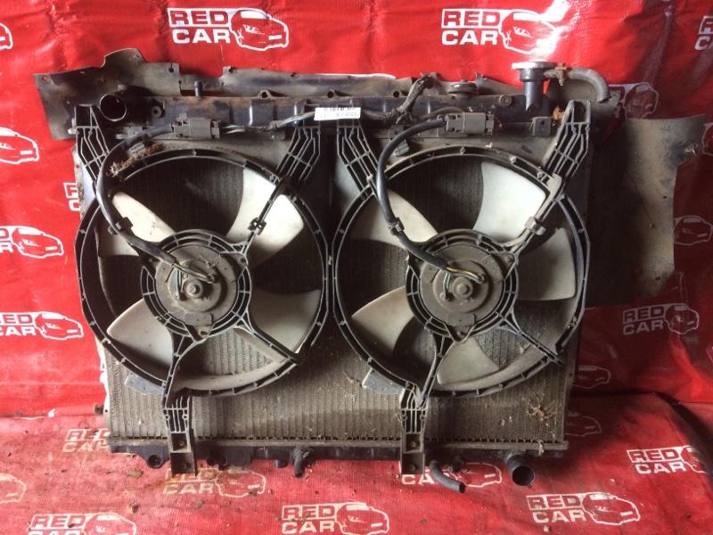 Радиатор основной Nissan Largo VNW30-013710 CD20-438802X 1995 (б/у)