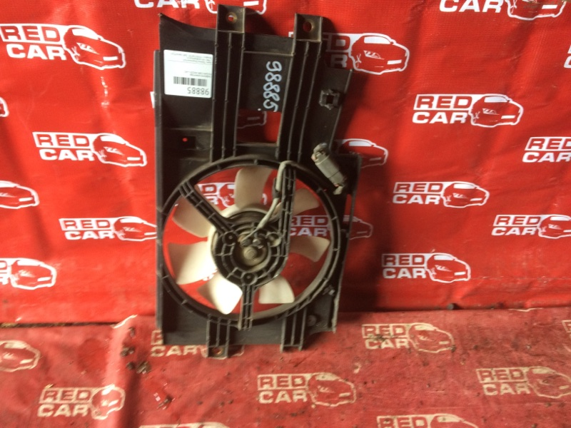 Диффузор радиатора Nissan Cube ANZ10 CGA3 (б/у)