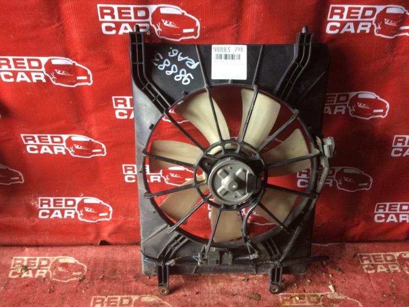 Диффузор радиатора Honda Odyssey RA6-1025813 F23A-2066416 2000 левый (б/у)