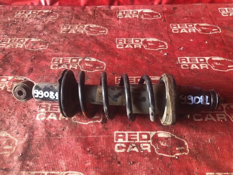 Стойка Honda Civic EU1-1203583 D15B-3716252 2002 задняя (б/у)