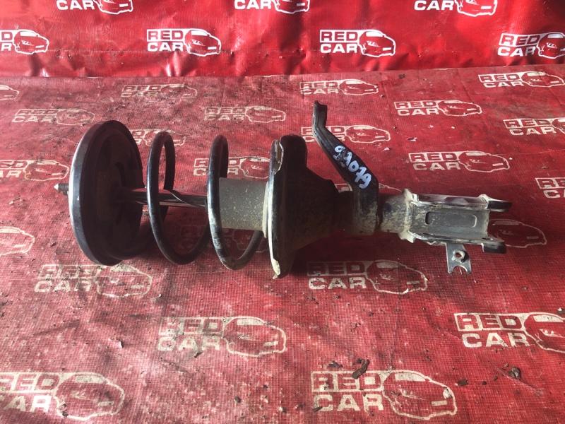 Стойка Honda Civic EU1-1203583 D15B-3716252 2002 передняя левая (б/у)
