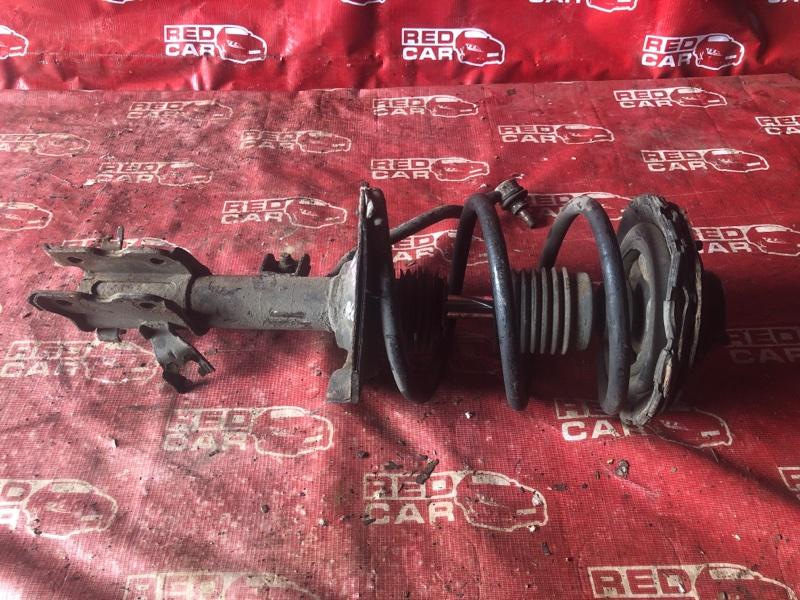 Стойка Nissan Presage TNU31-008802 QR25-225373A 2004 передняя правая (б/у)