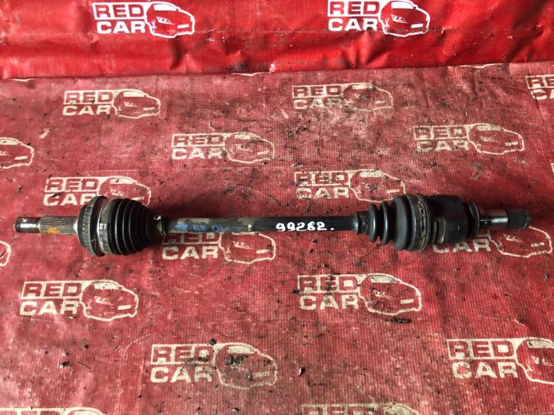 Привод Toyota Vitz SCP10-0441005 1SZ-1137842 2003 передний левый (б/у)