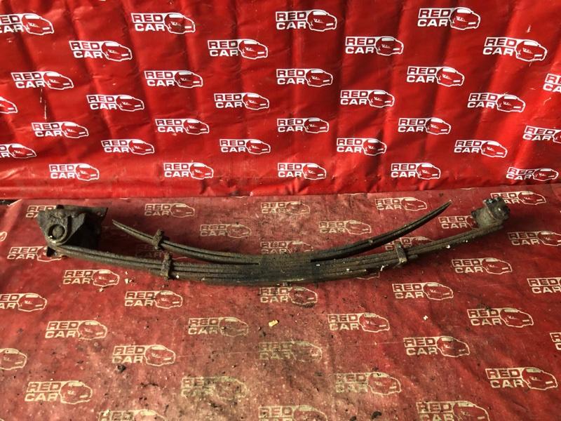 Рессоры Mitsubishi Canter FE437F-582576 4D33-AS6497 задние (б/у)