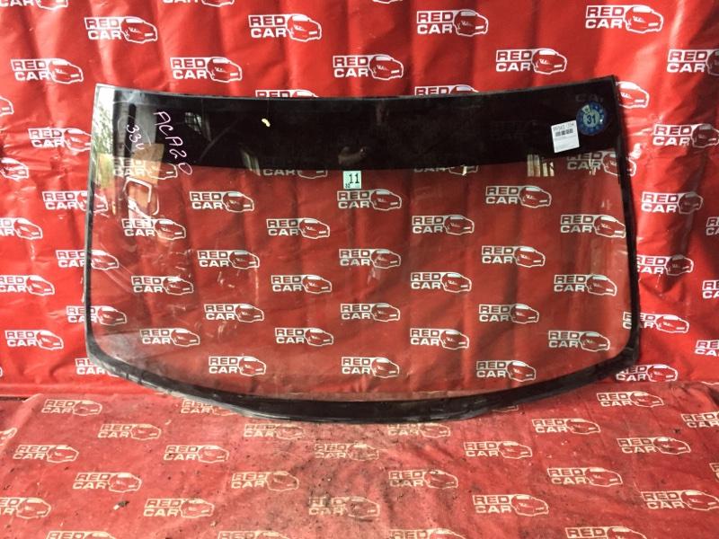 Лобовое стекло Toyota Rav4 ACA20-0031539 1AZ-4139164 2002 переднее (б/у)