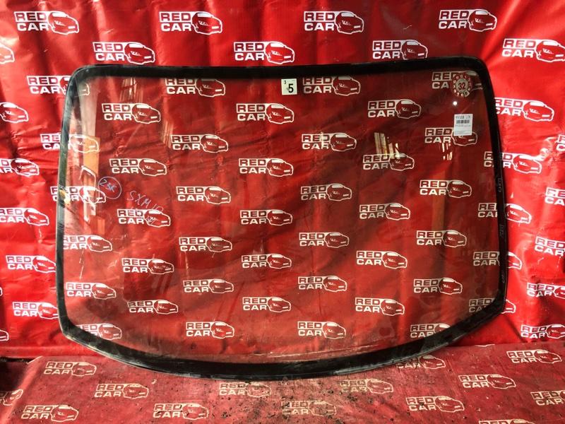 Лобовое стекло Toyota Ipsum SXM10-7139851 3S 2000 переднее (б/у)