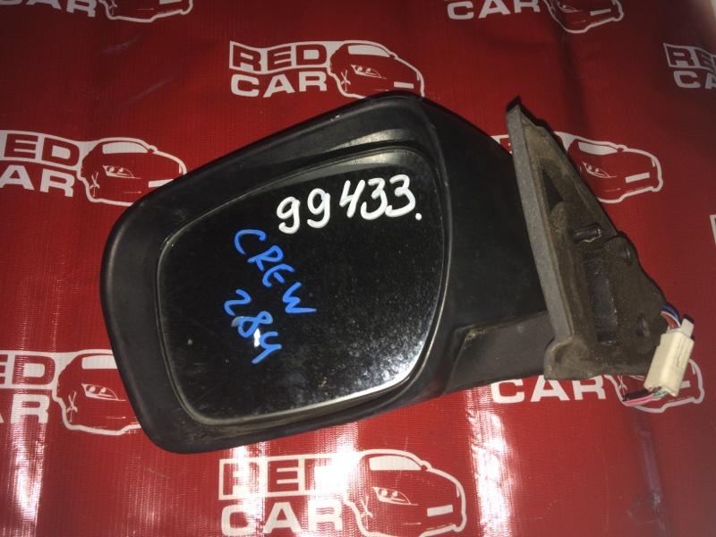 Зеркало Mazda Premacy CREW-118117 LF-576136 2005 левое (б/у)