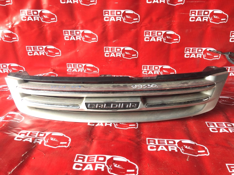 Решетка радиатора Toyota Caldina ST215-3058820 3S-2875162 2001 (б/у)