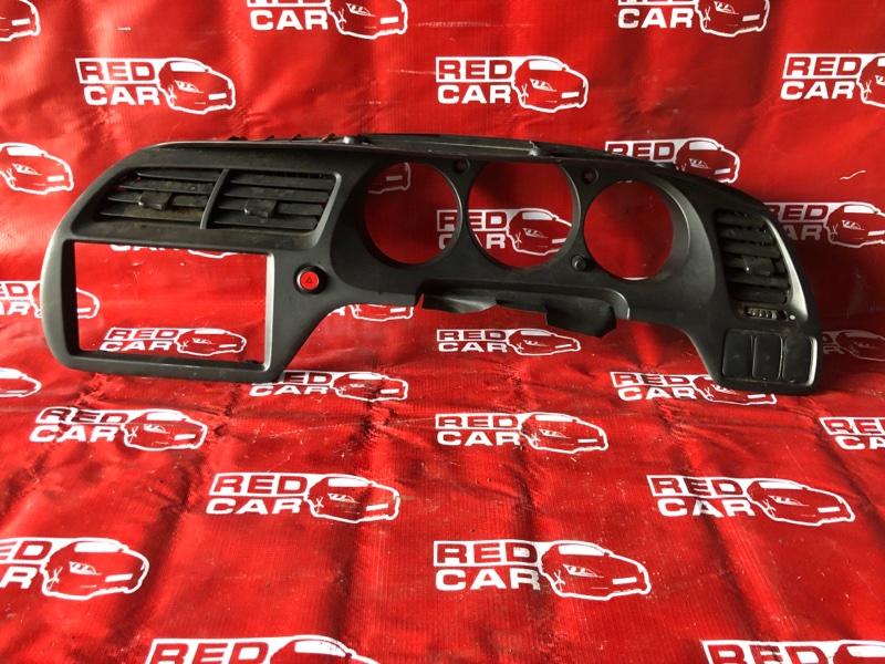 Консоль под щиток приборов Honda Accord CF3-1313614 F18B-2113822 2002 (б/у)
