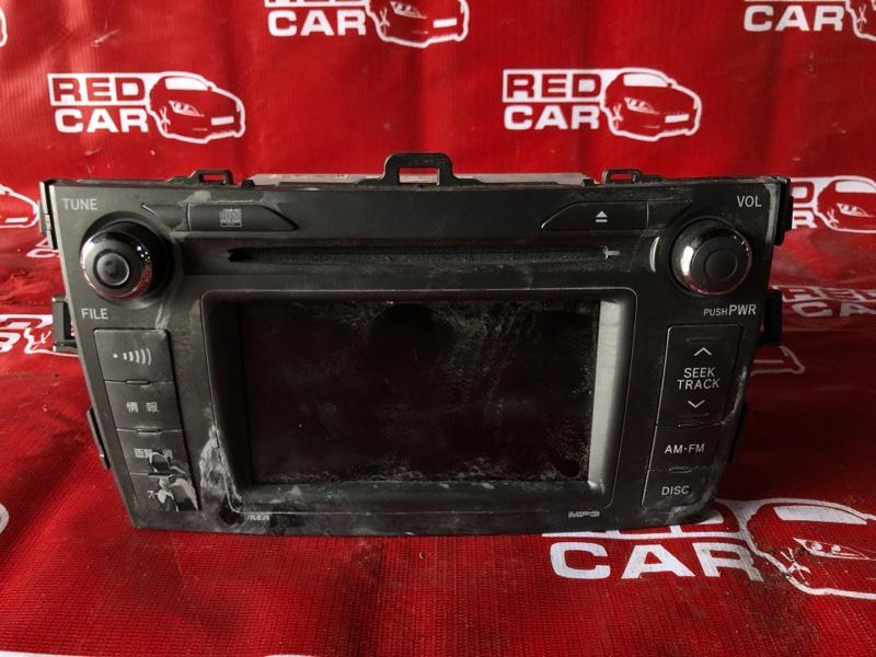 Магнитофон Toyota Corolla Axio NZE141 (б/у)