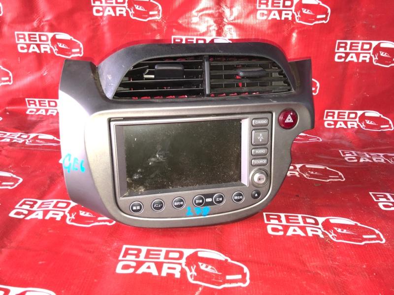 Магнитофон Honda Fit GE6-1017381 L13A-4019945 2007 (б/у)