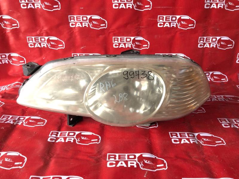 Фара Honda Odyssey RA6-1025813 F23A-2066416 2000 левая (б/у)