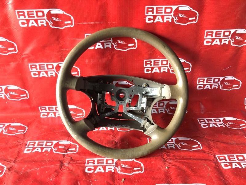 Руль Toyota Corolla NZE124-0030207 1NZ-A706170 2002 (б/у)