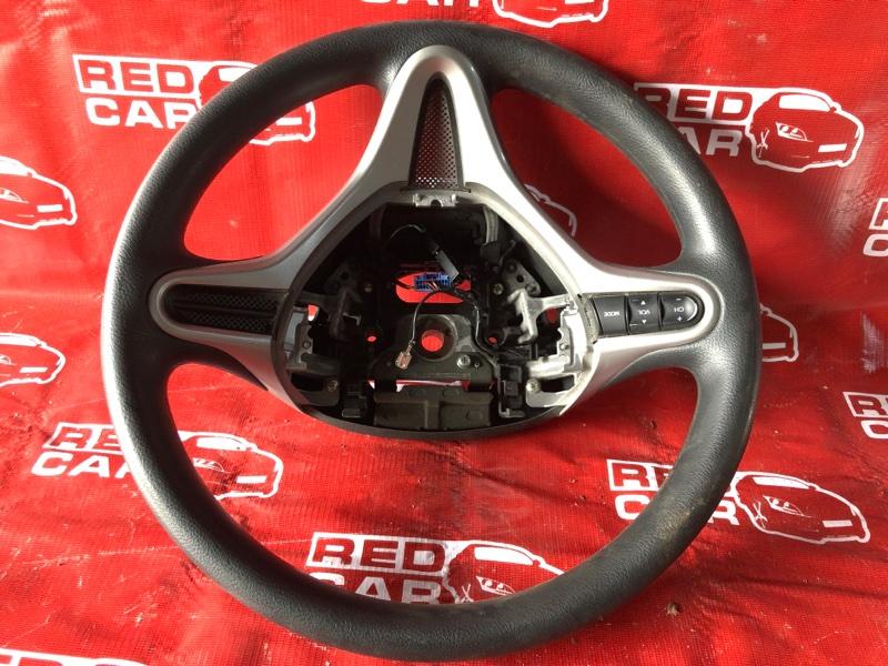 Руль Honda Fit GE6-1017381 L13A-4019945 2007 (б/у)