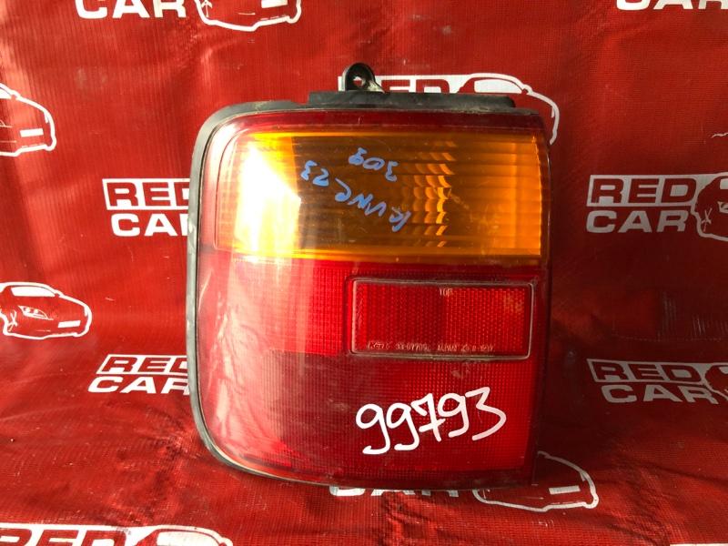 Стоп-сигнал Nissan Serena KVNC23-451707 CD20-619166X 1997 левый (б/у)