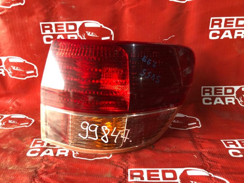 Стоп-сигнал Toyota Vista Ardeo SV55-0013806 3S-8038421 2001 правый (б/у)