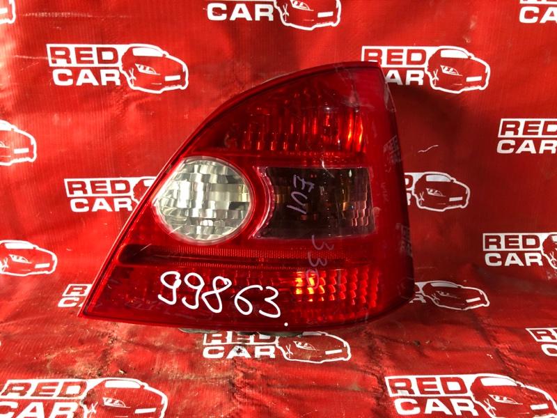 Стоп-сигнал Honda Civic EU1-1203583 D15B-3716252 2002 правый (б/у)