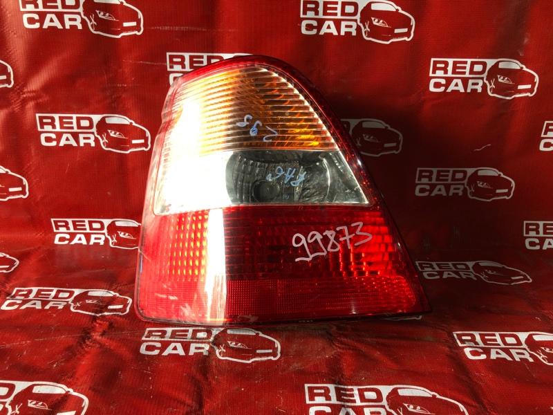 Стоп-сигнал Honda Odyssey RA6-1025813 F23A-2066416 2000 левый (б/у)