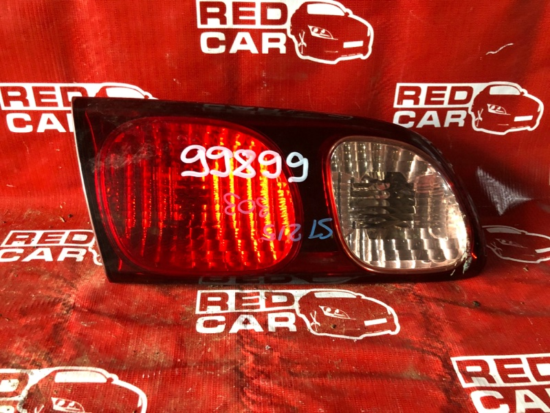 Фальшпанель Toyota Caldina ST215-3058820 3S-2875162 2001 левый (б/у)