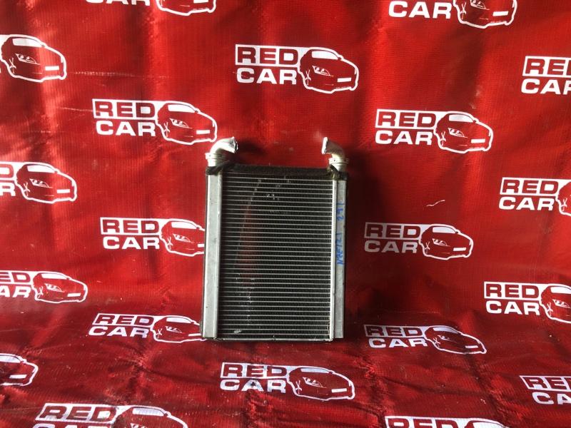 Радиатор печки Toyota Corolla NZE121-3052598 1NZ-A188480 2001 (б/у)