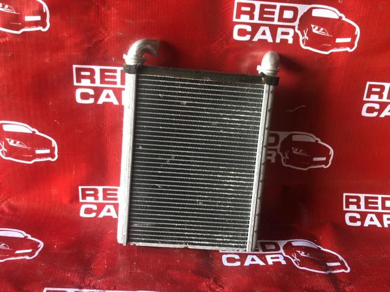 Радиатор печки Toyota Ractis NCP105-0006171 1NZ-C036969 2006 (б/у)