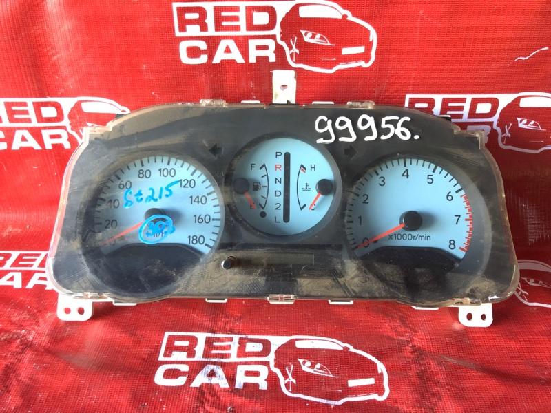 Панель приборов Toyota Caldina ST215-3058820 3S-2875162 2001 (б/у)