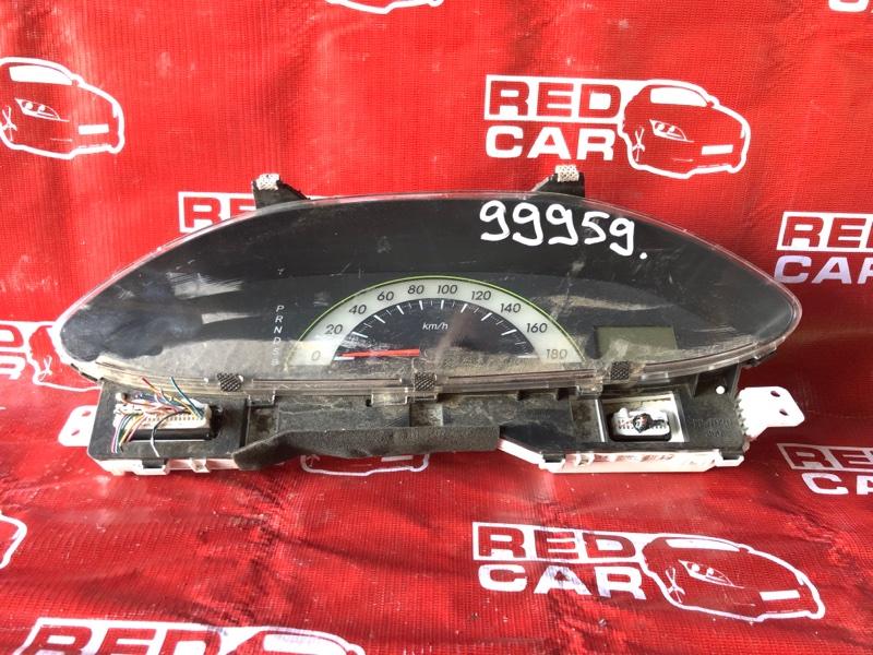 Панель приборов Toyota Belta SCP92-1034920 2SZ-1913412 2007 (б/у)