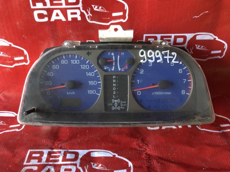 Панель приборов Mitsubishi Pajero Io H66W-0017389 4G93-KR4781 1999 (б/у)
