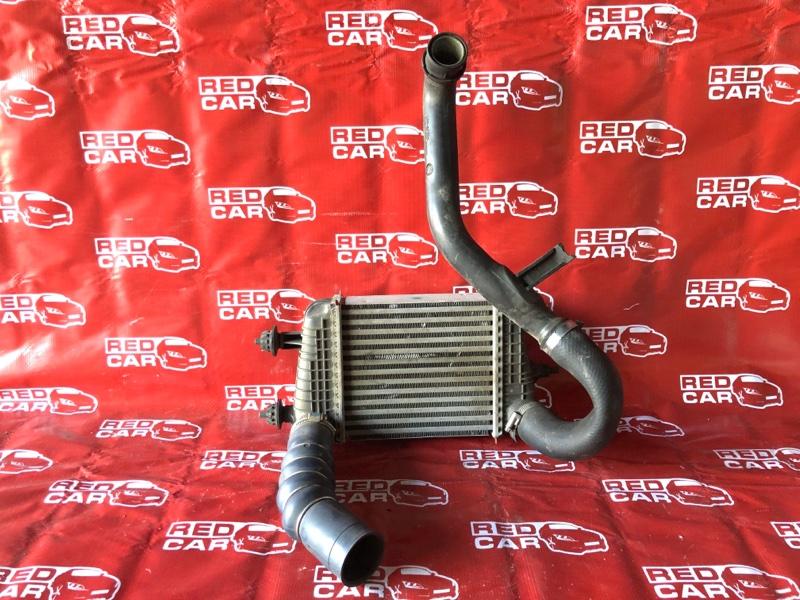 Интеркулер Nissan Note E12-099999 HR12DDR 2008 (б/у)
