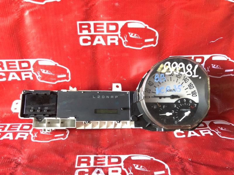 Панель приборов Toyota Bb NCP35 (б/у)