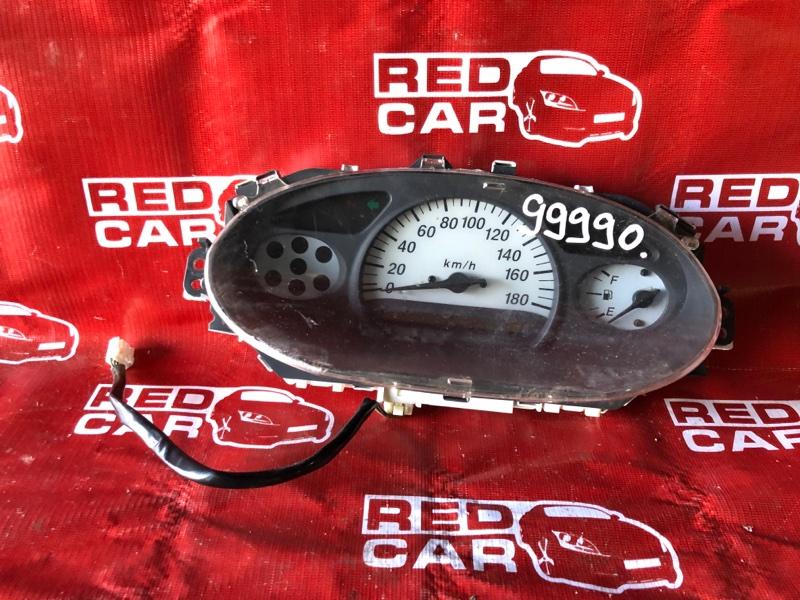 Панель приборов Toyota Platz SCP11-0002814 1SZ-0241702 1999 (б/у)